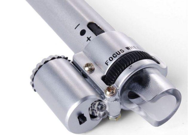 Находки AliExpress: карманный микроскоп, держатель проводов, модельки из «Звёздных войн»