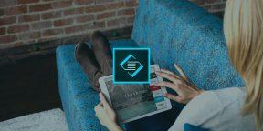 Slate — веб-сервис от Adobe для создания визуальных историй