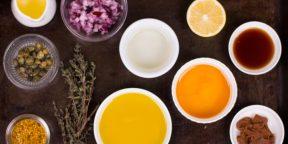 Как приготовить заправку для салата без рецепта