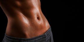 10-минутная тренировка для здорового сердца и плоского живота