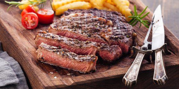 Сколько есть мяса, чтобы не заболеть раком