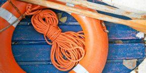 Как сделать спасательный жилет из штанов