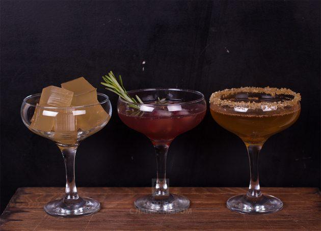 коктейли с шампанским рецепты простые