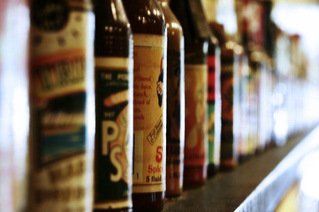 взаимозаменяемые продукты — масла и уксусы