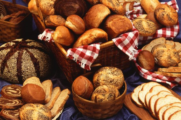 взаимозаменяемые продукты — выпечка