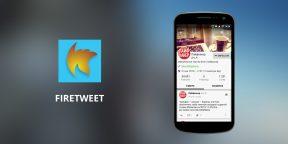 FireTweet для Android — бронебойный доступ к Twitter, если сеть заблокировали в вашем регионе