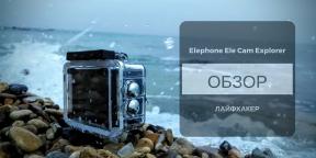 ОБЗОР: Elephone Ele Cam Explorer — взрослая камера по игрушечной цене