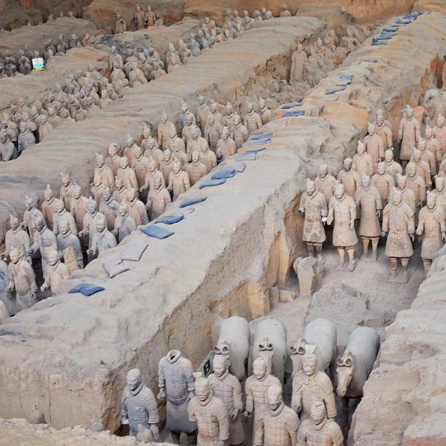 Museum of Qin Terra-cotta Warriors and Horses