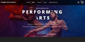 На сайте Google Cultural Institute появились записи концертов с эффектом виртуального присутствия