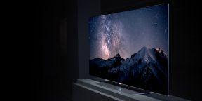 Эволюция телевизора: почему экраны OLED такие классные
