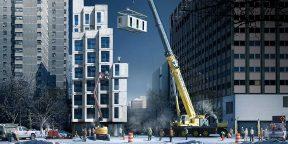 My Micro NY — модульный дом с мини-квартирами, на который рассчитывает весь Нью-Йорк