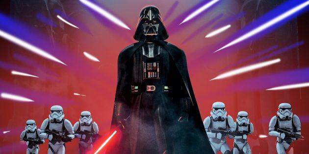 ТЕСТ: Насколько хорошо вы знаете вселенную «Звёздных войн»?