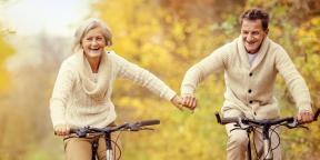Занимаясь спортом после 40 лет, вы замедляете процесс старения