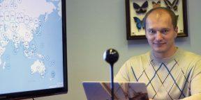 Рабочие места: Сергей Рыжиков, генеральный директор «1С-Битрикс»
