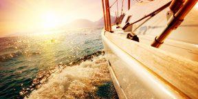 Как управлять 10 магазинами, путешествуя на яхте с семьёй
