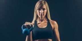 Короткие тренировки для праздничных дней: женский вариант