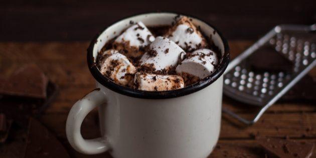 Идеальный горячий шоколад