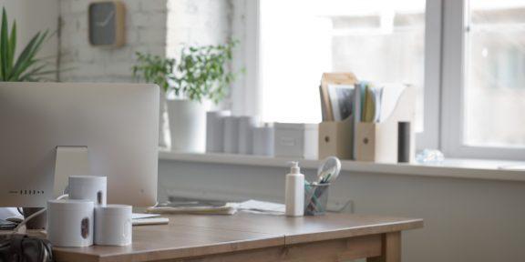 Как организовать рабочее пространство и время в офисе