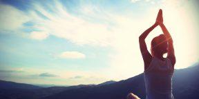 Вдохновляющая йога в фотографиях Роберта Струмана