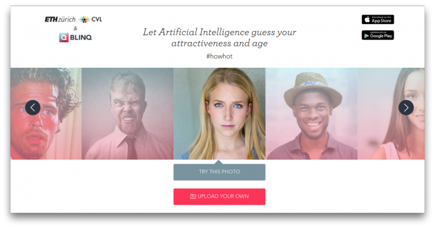 Сайт знакомств оценка фотографий
