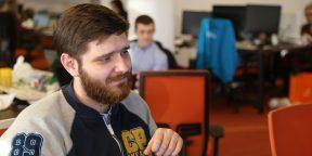 Рабочие места: Родион Скрябин, сооснователь «Лаборатории новых медиа»