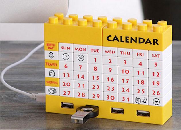 Находки AliExpress: вечный Lego-календарь, зонт-поводок, невидимые книжные полки