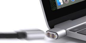 Griffin доработалаMagSafe 12-дюймового MacBook и мобильную зарядку для Apple Watch