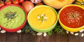 Как приготовить суп-пюре без рецепта