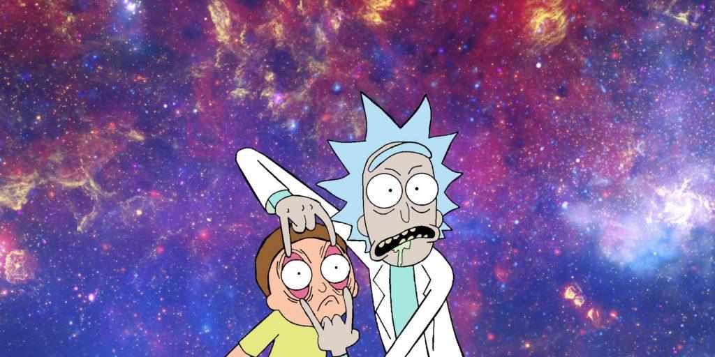 Лучшие мультфильмы для любителей психоделики