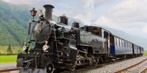 7 самых крутых путешествий на поезде