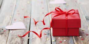 Подарки на День святого Валентина, которые стоит приобрести уже сейчас