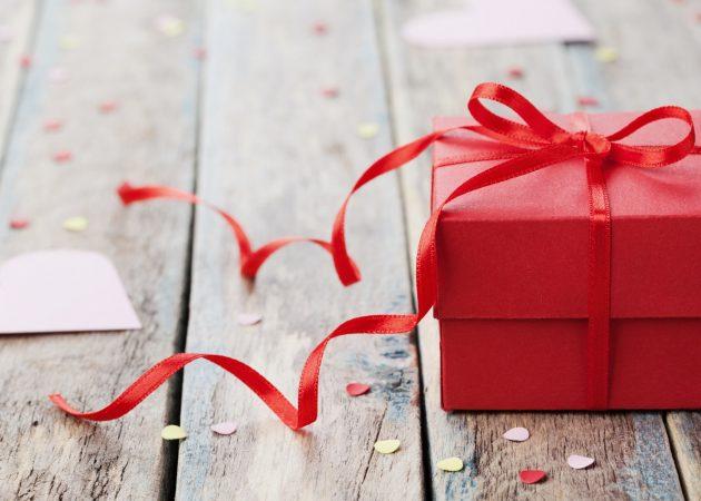 Подарок к дню влюблённых