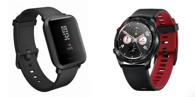 Полезные подарки на День святого Валентина: умный браслет или часы