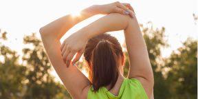 Тренируйтесь каждый день, и вы преуспеете во всех делах