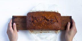 Простой способ испечь банановый хлеб без рецепта