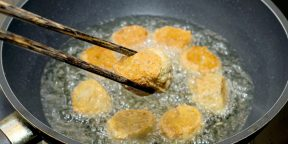 Жарить во фритюре полезно: новый взгляд на вредную еду
