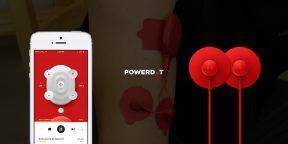 ОБЗОР: PowerDot — мышечный стимулятор, управляемый со смартфона