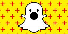 Snapchat: самое полное руководство по самому правильному мессенджеру