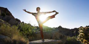 Физика баланса в йоге. Часть 2: сила