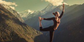 Физика баланса в йоге. Часть 1: выравнивание