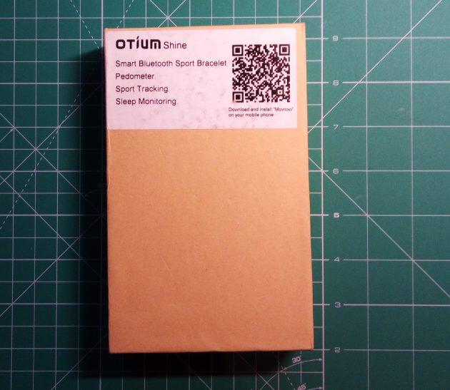 Otium Shine: упаковка