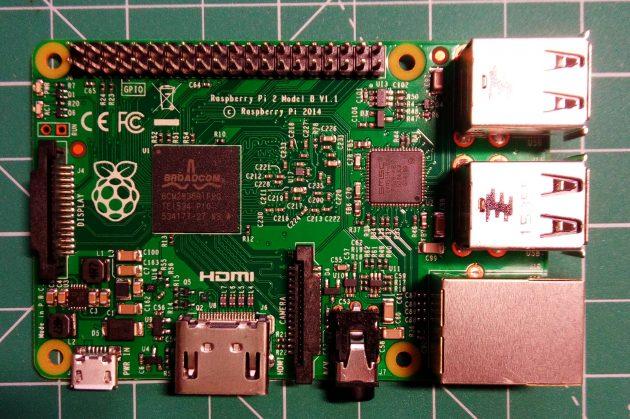 Raspberry Pi 2: внешний вид и характеристики
