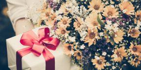 Небанальные подарки к 8 Марта: как удивить и порадовать любимых женщин