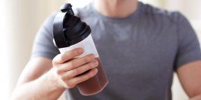 Спортивное питание на каждый день для поддержания формы