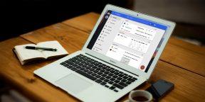 WMail для Mac — простой десктопный клиент Inbox и Gmail