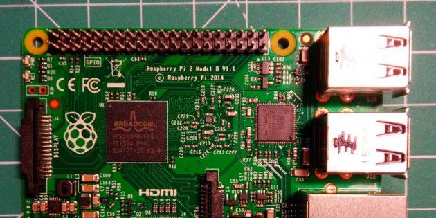 ОБЗОР: Raspberry Pi 2 — самый популярный микрокомпьютер