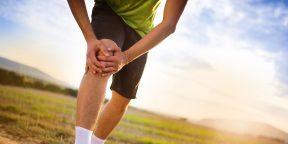 Как спортсмену защитить суставы