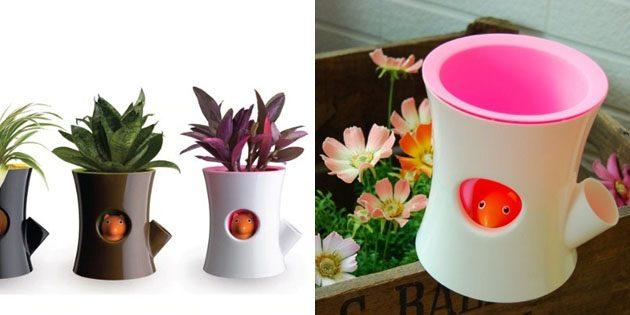 горшок для цветов с Aliexpress домашний сад