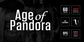 Age of Pandora — фитнес-приключение в стиле RPG