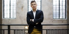 Рабочие места: Виталий Крюков, основатель школы танцев YouDance